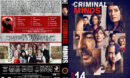Criminal Minds - Season 14 (2019) R1 Custom DVD Cover & Labels