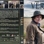 Vera - Set 9 (2019) R1 Custom DVD Cover & Labels
