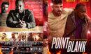Point Blank (2019) R1 Custom DVD Cover