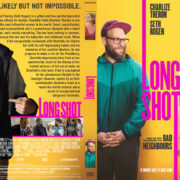 Long Shot (2019) R1 Custom DVD Covers