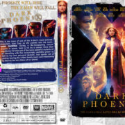Dark Phoenix (2019) R1 Custom DVD Cover