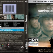 Saving Private Ryan (1998) R1 4K UHD Cover