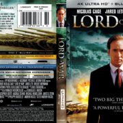Lord Of War (2005) R1 4K UHD Cover