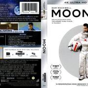 Moon (2009) R1 4K UHD Cover