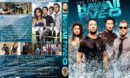 Hawaii Five-O - Season 1 (2011) R1 Custom DVD Cover & Labels