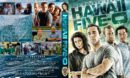 Hawaii Five-O - Season 4 (2014) R1 Custom DVD Cover & Labels