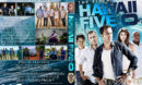 Hawaii Five-O - Season 5 (2015) R1 Custom DVD Cover & Labels