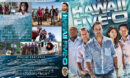 Hawaii Five-O - Season 6 (2016) R1 Custom DVD Cover & Labels