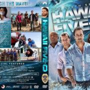 Hawaii Five-O - Season 6 (2016) R1 Custom DVD Cover & Labels