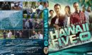 Hawaii Five-O - Season 7 (2017) R1 Custom DVD Cover & Labels