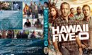 Hawaii Five-O - Season 8 (2018) R1 custom DVD Cover & labels