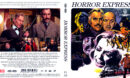 Horror Express (1972) R2 german Blu-Ray Covers