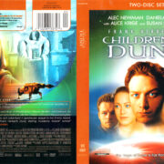 CHILDREN OF DUNE (2003) R1 DVD COVER & LABELS