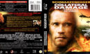 COLLATERAL DAMAGE (2001) R1 BLU-RAY COVER & LABEL
