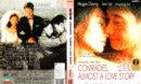 COMRADES, ALMOST A LOVE STORY (1996) R0 DVD COVER & LABEL