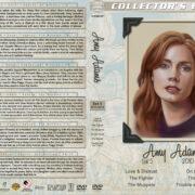 Amy Adams Filmography - Set 5 (2010-2012) R1 Custom DVD Covers