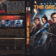 The Great Wall (2016) R2 German Blu-Ray Cover
