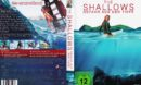 The Shallows - Gefahr Aus Der Tiefe (2016) R2 German DVD Cover