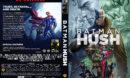 Batman: Hush (2019) R1 Custom DVD Cover