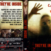 They're Inside (2019) R1 Custom DVD Cover