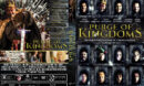 Purge of Kingdoms: The Unauthorized Game of Thrones Parody (2019) R1 Custom DVD Cover