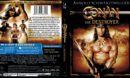 Conan The Destroyer (1984) R1 Blu-Ray Cover