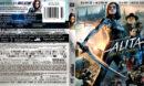 Alita: Battle Angel 3D (2019) R1 4K UHD Cover