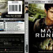 The Maze Runner (2014) R1 4K UHD Cover