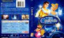 CINDERELLA SPECIAL EDITION (2005) R1 DVD COVER & LABELS