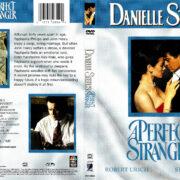 DANIELLE STEEL'S A PERFECT STRANGER (1994) R1 DVD COVER & LABEL