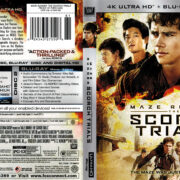 Maze Runner: The Scorch Trials (2015) R1 4K UHD Cover