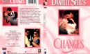 DANIELL STEEL'S CHANGED (1991) R1 DVD COVER & LABEL