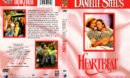 DANIELLE STEEL'S HEARTBEAT (1993) R1 DVD COVER & LABEL