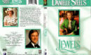 DANIELLE STEEL'S JEWELS  (1992) R1 DVD COVER & LABEL