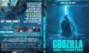 Godzilla: King of the Monsters (2019) R1 Custom DVD Cover