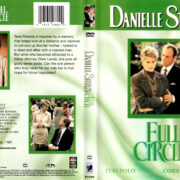 DANIELLE STEEL'S FULL CIRCLE (1996) R1 DVD COVER & LABEL