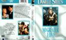 DANIELLE STEEL'S NO GREATER LOVE (1996) R1 DVD COVER & LABEL