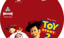 TOY STORY 2 - 3D BLU-RAY CUSTOM LABEL