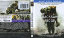 Hacksaw Ridge (2016) R1 Blu-Ray Cover & Labels