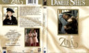 DANIELLE STEEL'S ZOYA (1995) R1 DVD COVER & LABEL