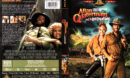 ALLAN QUATERMAIN (1987) R1 DVD COVER & LABEL