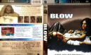 BLOW (2001) R1 DVD COVER & LABEL