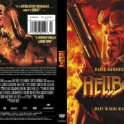 Hellboy (2019) R1 DVD Cover