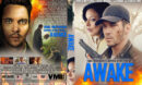 Awake (2019) R1 Custom DVD Cover