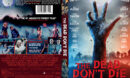 The Dead Don't Die (2019) R1 Custom DVD Cover