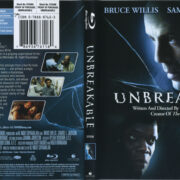 Unbreakable (2008) R1 Blu-Ray Cover & Label