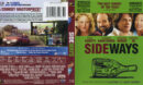 Sideways (2004) R1 Blu-Ray Cover & Label