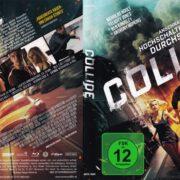 Collide (2017) R2 German Blu-Ray Cover