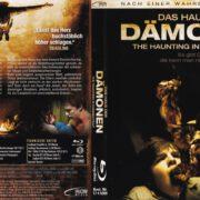 Das Haus der Dämonen - The Haunting in Connecticut (2009) R2 German Blu-Ray Cover