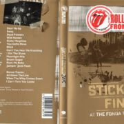 The Rolling Stones From The Vault Sticky Fingers (2015) Blu-Ray Cover